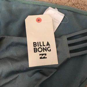 Billabong Medium Teal Bikini Bottom